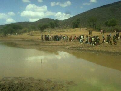 water in moyale 1 kenya