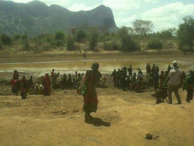 water in moyale3 kenya