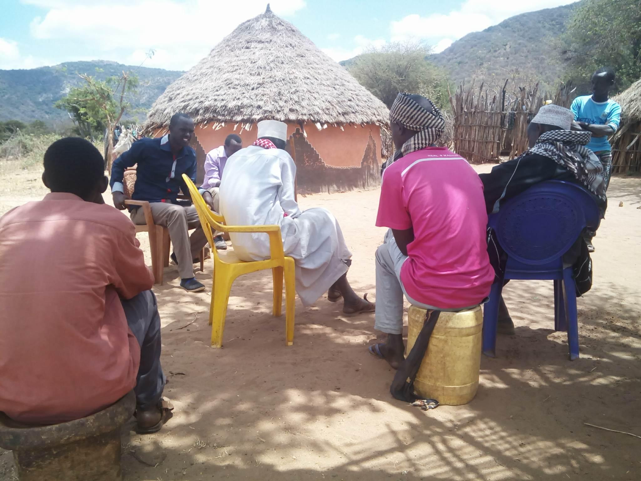 brother Joshua witnessing muslims gmfc Kenya 3