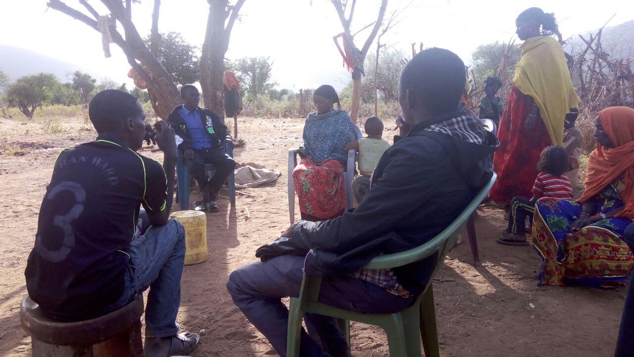 brother William witnessing muslims gmfc Kenya 8