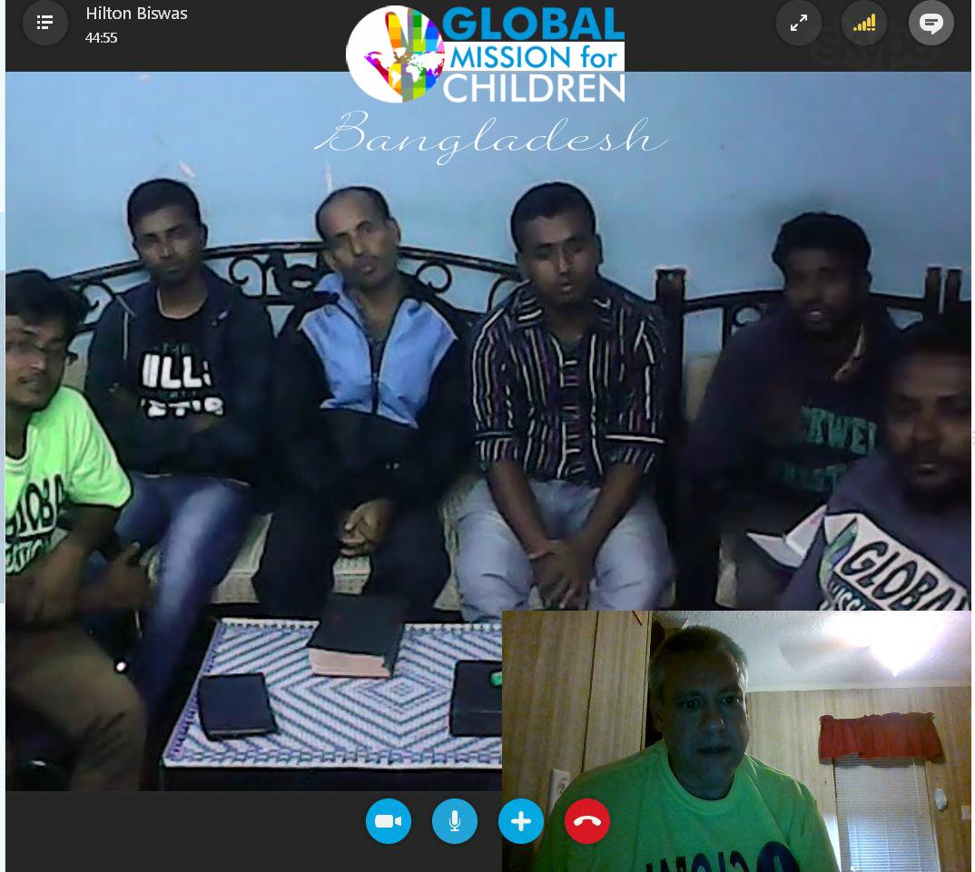 GMFC Jimmy Miller Teaching Bangladesh LOGO