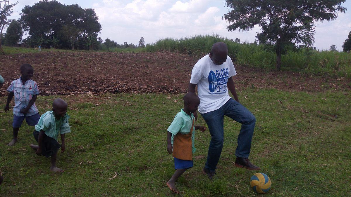 Moses GMFC Kenya Orphanage 10