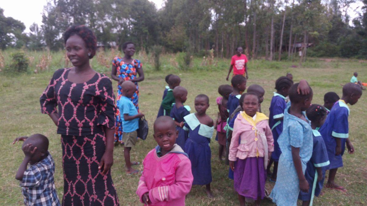 Moses GMFC Kenya Orphanage 11