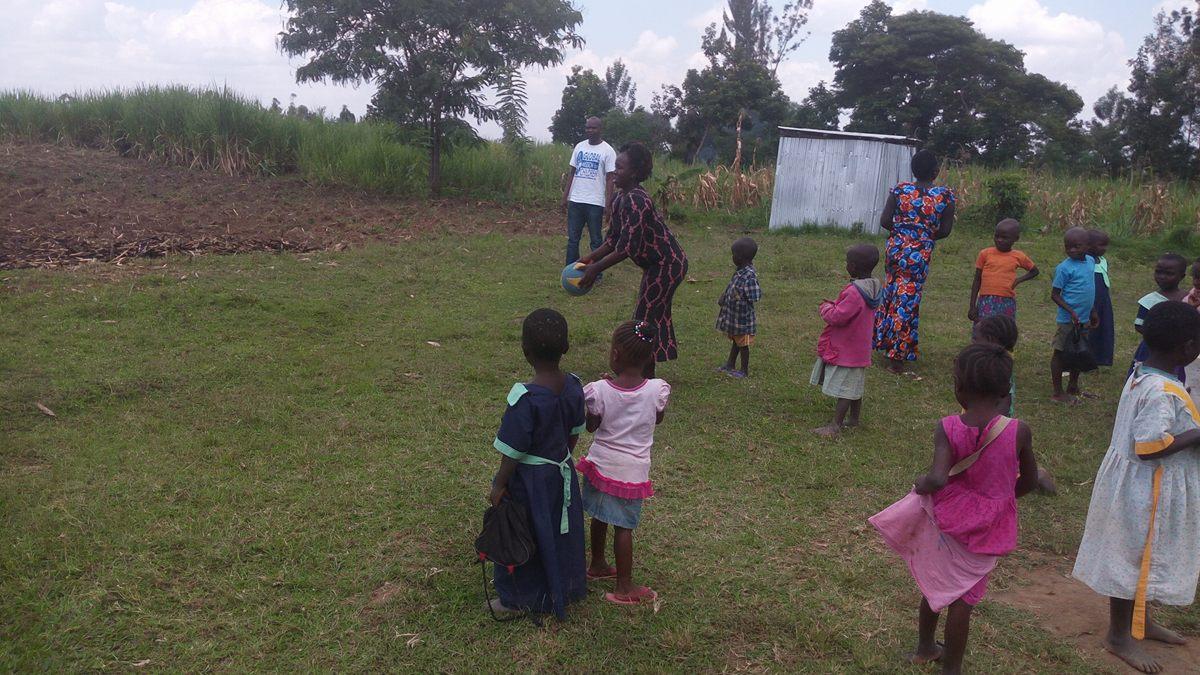 Moses GMFC Kenya Orphanage 13