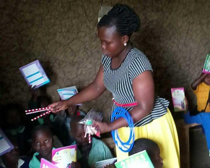 Moses GMFC Kenya Orphanage 16