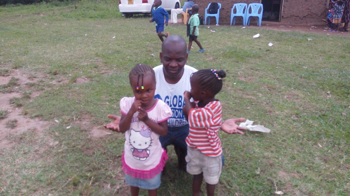 Moses GMFC Kenya Orphanage 2
