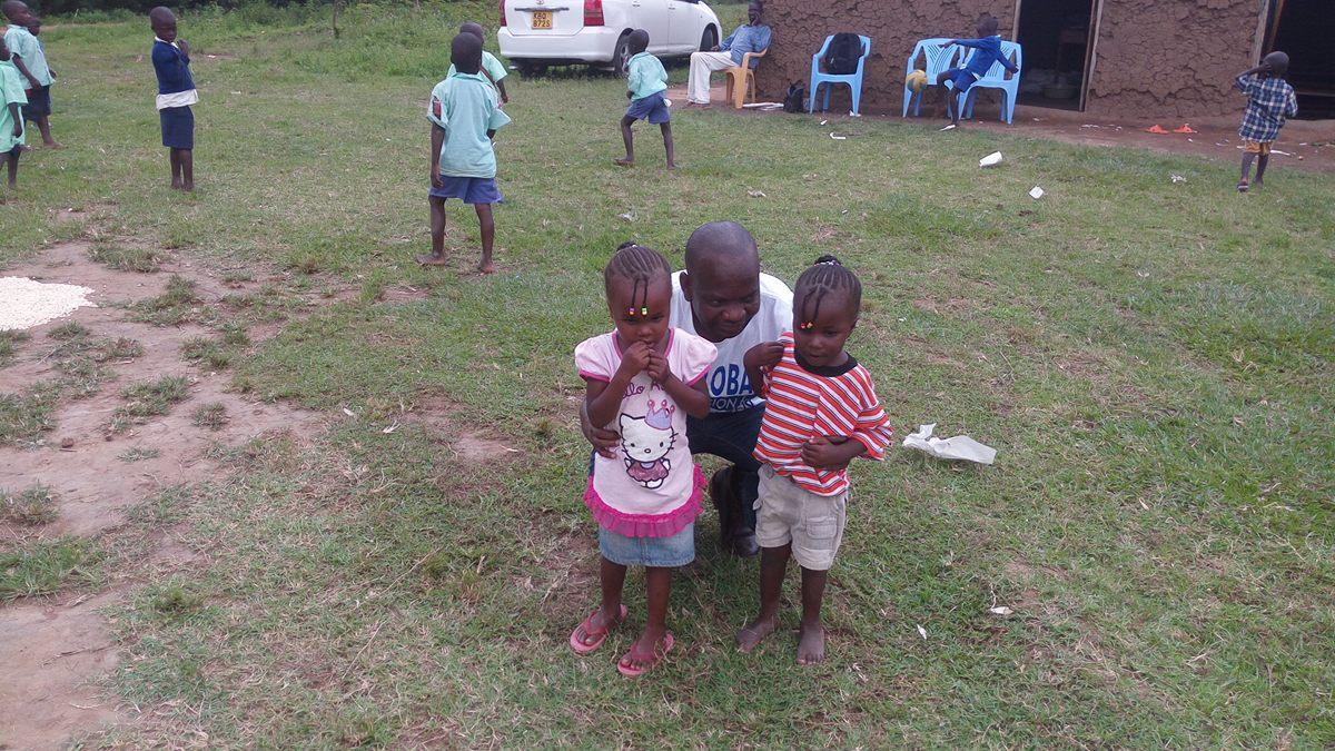 Moses GMFC Kenya Orphanage 3