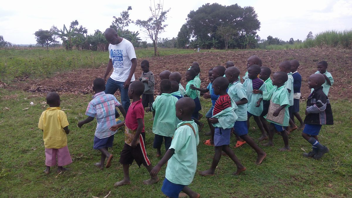 Moses GMFC Kenya Orphanage 6