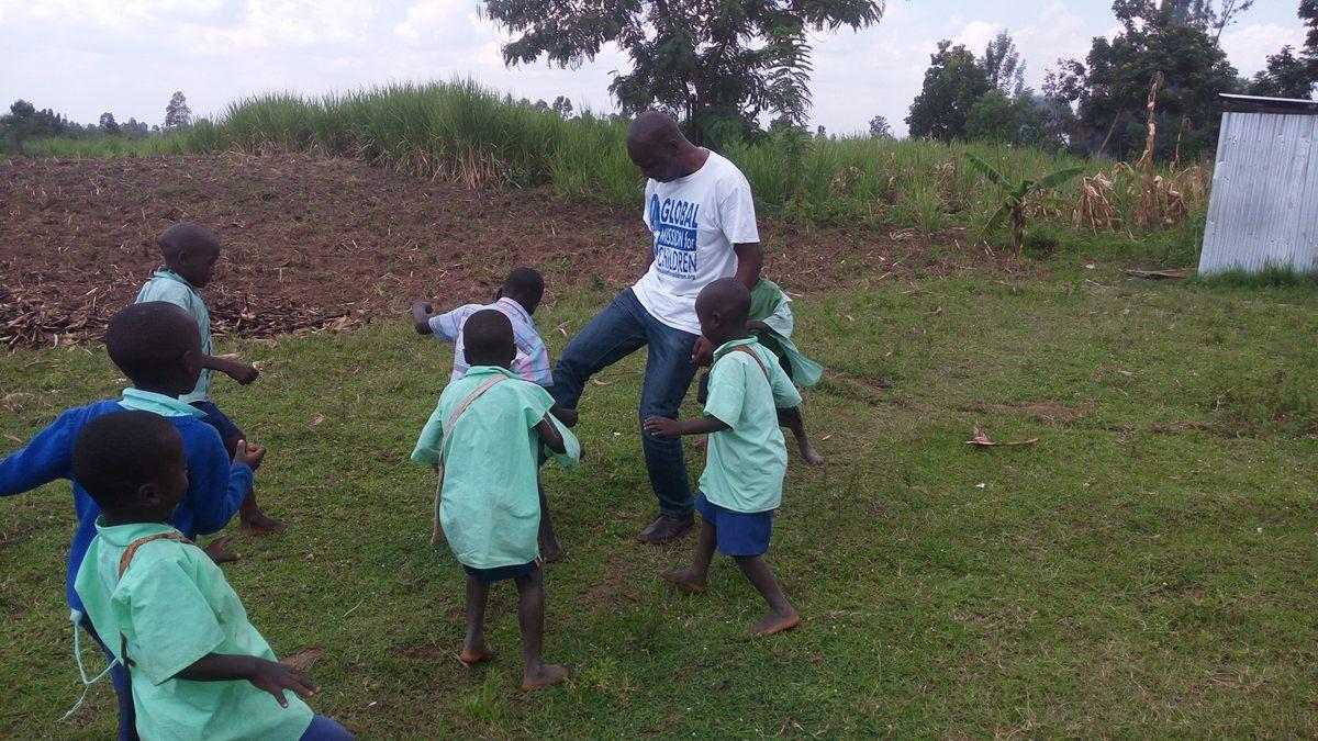 Moses GMFC Kenya Orphanage 9