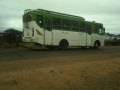 Bus GMFC Mission Trip Ethopia Back to Kenya