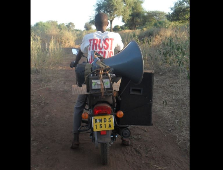 bullhorn bike william gmfc kenya