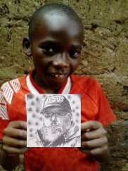 Nelson 11 Global Mission for Children Kenya Sketch Orphanage nairobi