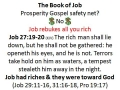 job riches prosperity wof poverty poor