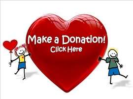 donate button heart child drm