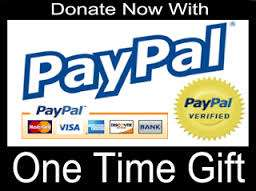 paypal one time