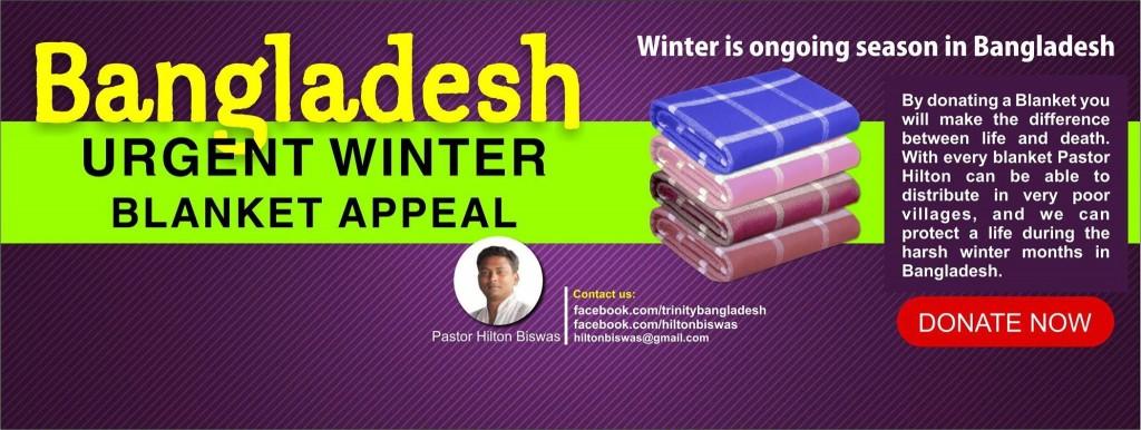 Winter 2014 Blanket Fundraiser Global Mission for Children Bangladesh 3
