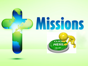 Global Mission for children update