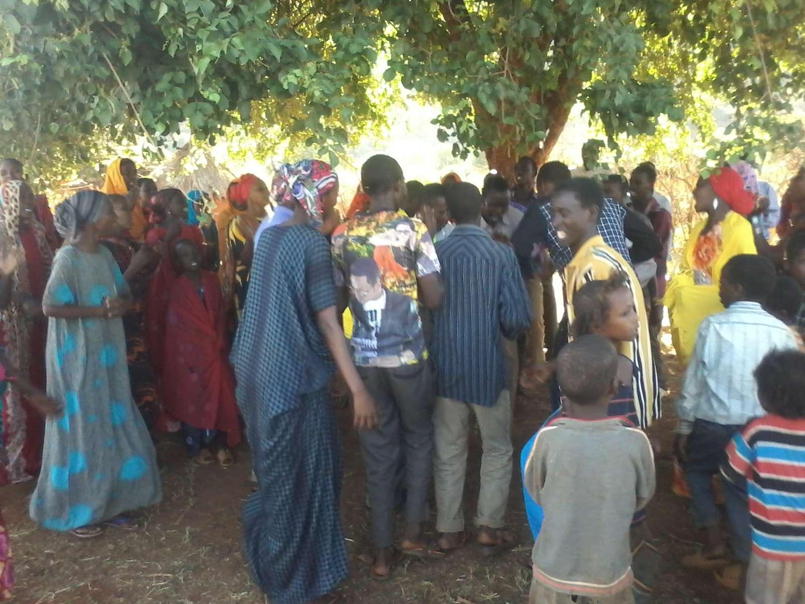 Church under tree GMFC Moyale Kenya 4