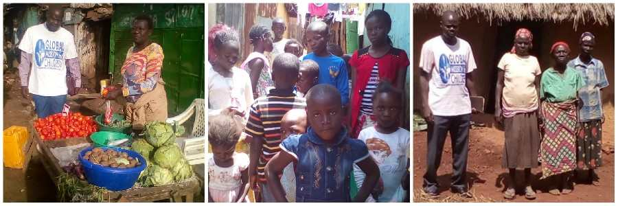Kibera Slum Poverty Help Kenya Nairobi Global Mission For Children
