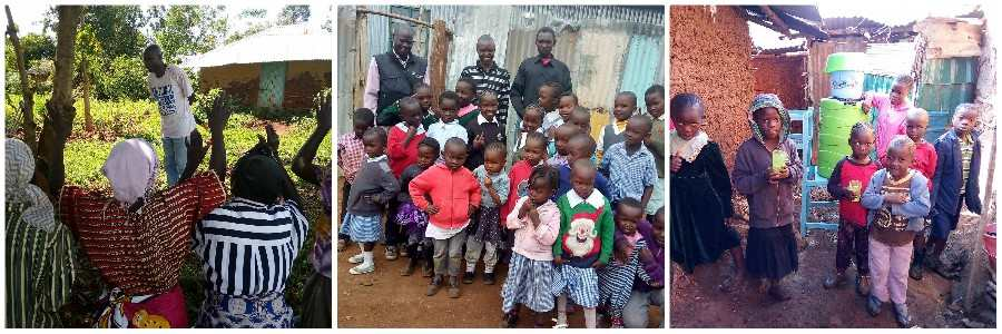 Update GMFC Banner Kibera Slums Sponsor a Child Christian