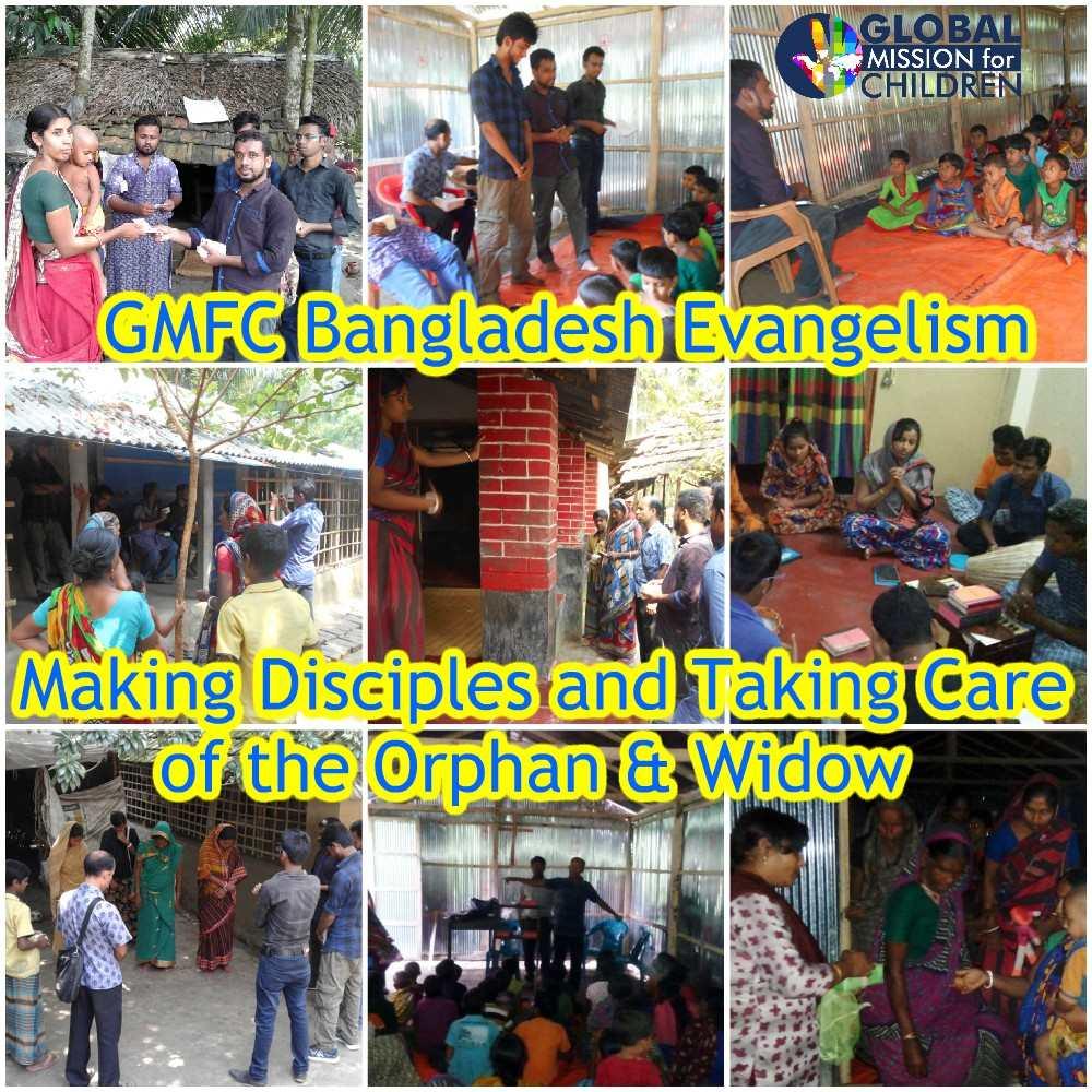 GMFC Bangladesh Tala Khulna Sponsor A Child