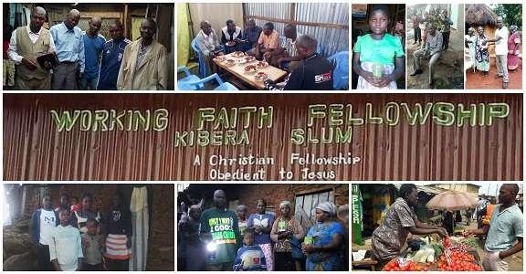 WFF Kibera Slum Nairobi Kenya christian child sponsorship how sponsor child