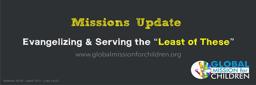 Mission Update Kenya Bangladesh Kibera Slum Christian Jesus GMFC