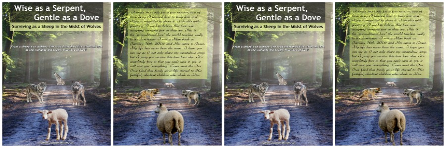 Wise as a Serpent, Gentle as a Dove Surviving as a Sheep in the Midst of Wolves