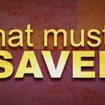 Jesus saves sinners prayer