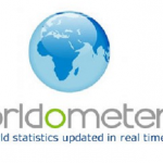 worldometers worldwide statistics
