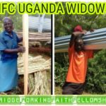 Building a Widows Home in Uganda Global Mission for Children the Best Christian Charity