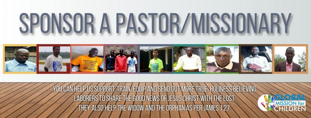 sponsor a missionary in kenya africa bangladesh china uganda