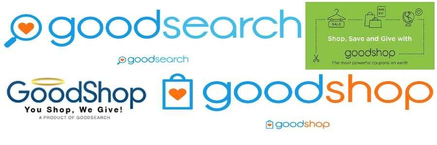 GoodShop You Shop We Give Banner